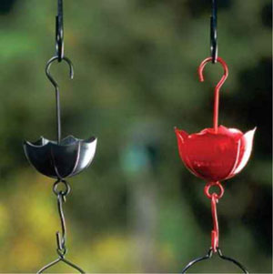 ant moat for hummingbird feeder