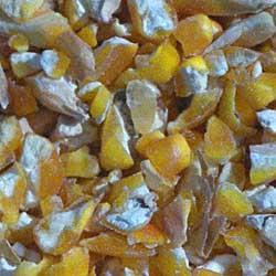cracked corn for feeding birds