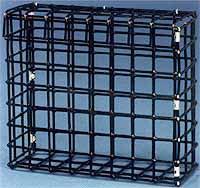 Wire suet feeder